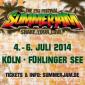 Summerjam 2014 Lineup