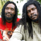 Suga Roy and Conrad Crystal meet the Who's who of Reggae