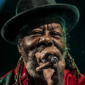 U-Roy, Big Youth, Winston Francis and Prince Fatty in Grenoble