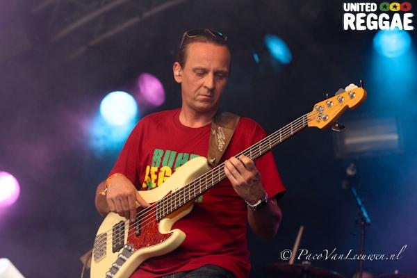 Gentleman backing band © Paco van Leeuwen