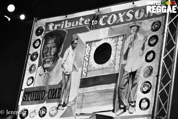 Tribute to Coxsone Dodd © Jennyfer Papin