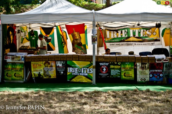 Irie Ites stall © Jennyfer Papin