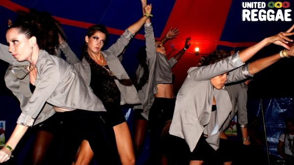 Dance show © Anna Thunander
