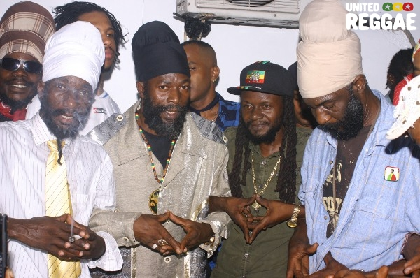 Sizzla Album Launch | United Reggae