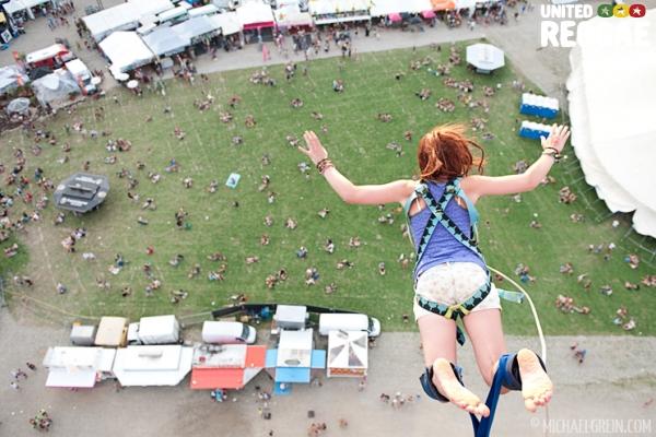 Bungee jumping © Michael Grein