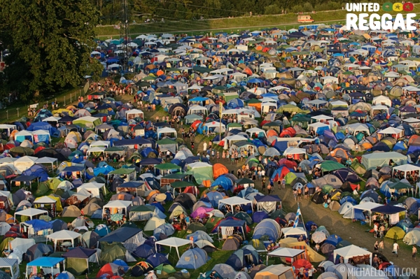 Camping © Michael Grein