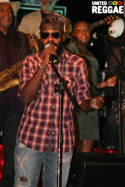 Tarrus Riley © Steve James