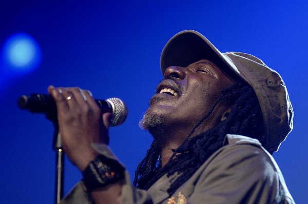 Alpha Blondy at Zenith, Paris - May 7th © Franck Blanquin