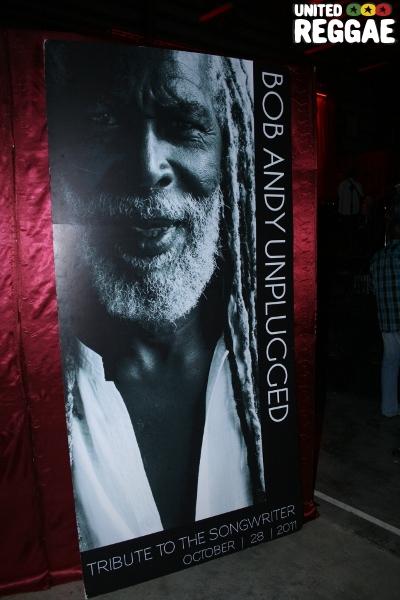 Bob Andy's banner © Steve James
