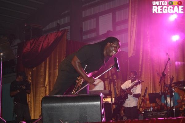 Trumpeter Dwight Richards © Steve James