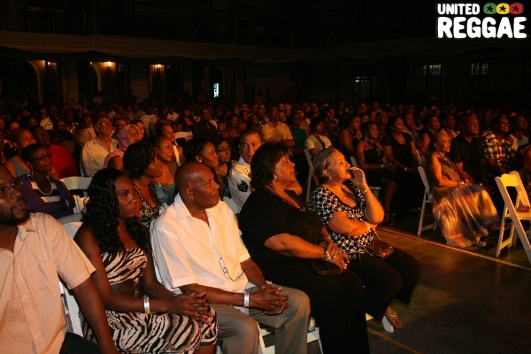 The audience © Steve James