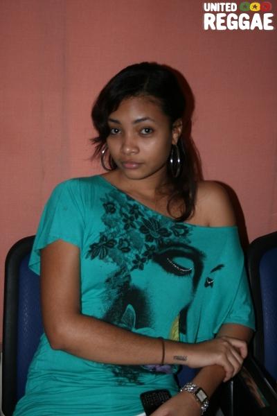 Guyanese singer Tamika © Steve James
