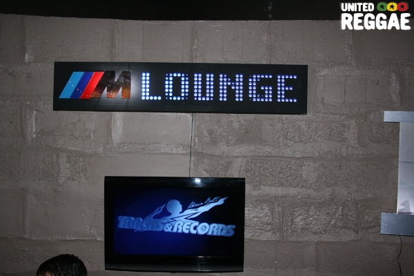 BMW Lounge © Steve James