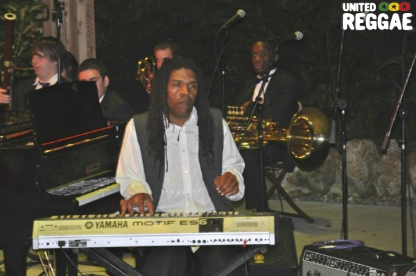 Jimmy Malcolm - piano © Gail Zucker