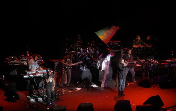 NAS and Damian Marley © Faith-Ann Young