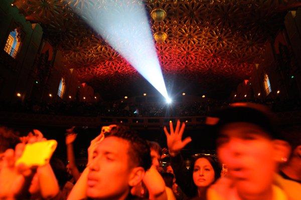 The crowd © Faith-Ann Young