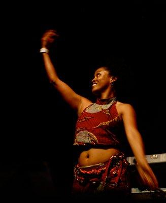Dancer © Faith-Ann Young
