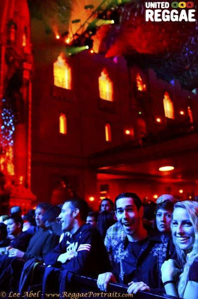 Audience © Lee Abel