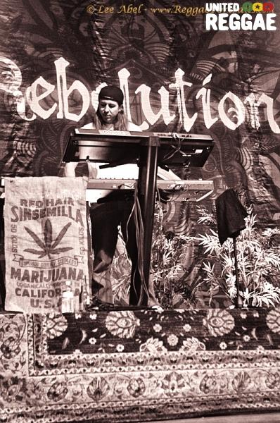 Rebelution / Rory Carey © Lee Abel