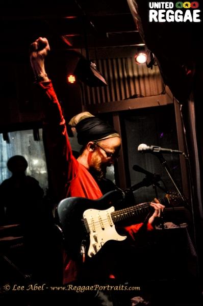 Rocker T © Lee Abel