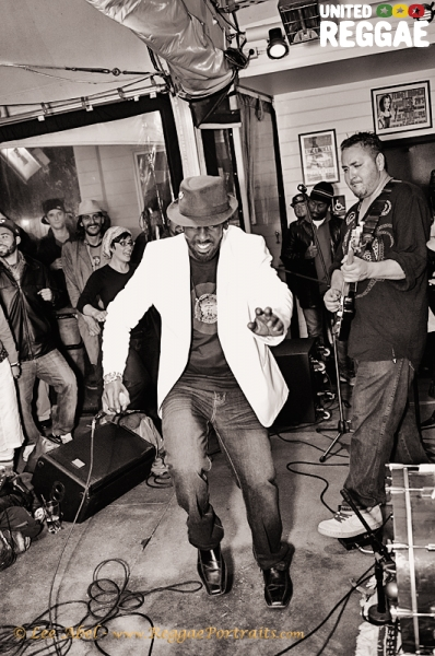 Junior Toots © Lee Abell