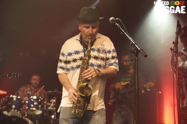 The Homegrown Band © Christian Bordey