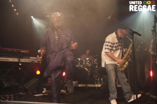 Horace Andy and Stepper © Christian Bordey