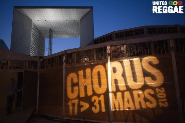 Chorus Festival 2012 / Atmosphere © Christian Bordey