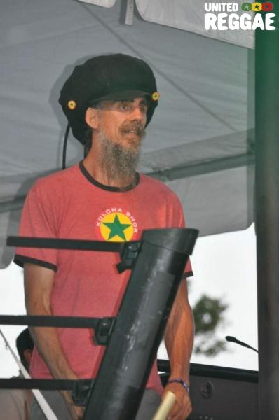 Lance O, Kulcha Shok Muzik, MC © Gail Zucker