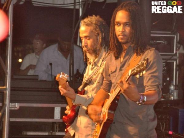 Marley band © Gail Zucker