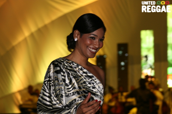 Lisa Hanna, Minister of Youth and Culture © Steve James