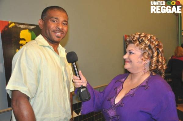 Interview with Eddie Edwards © Gail Zucker