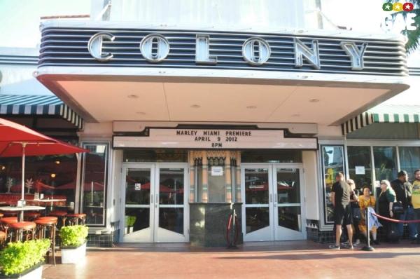 Colony Theater, Lincoln Road, South Beach, Miami, Florida © Gail Zucker