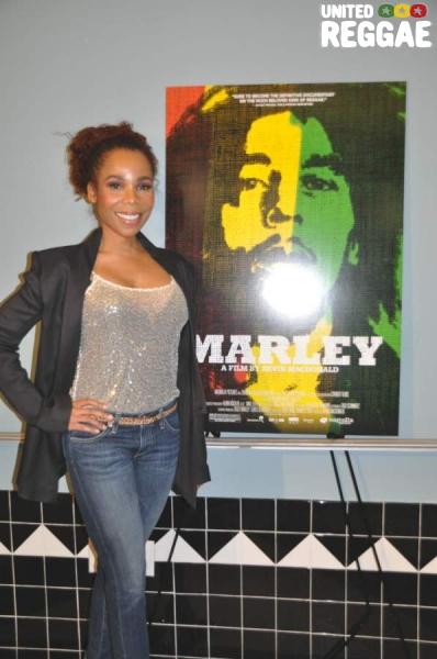 Cedella Marley © Gail Zucker