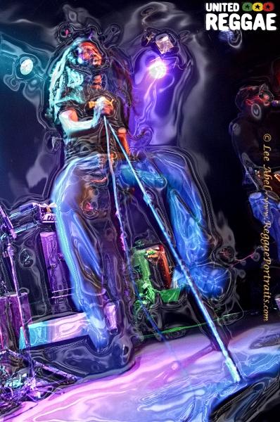 Stevie 'Lightening' Newland © Lee Abel