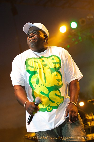 Barrington Levy © Lee Abel