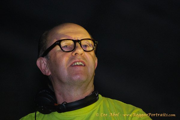 David Rodigan © Lee Abel