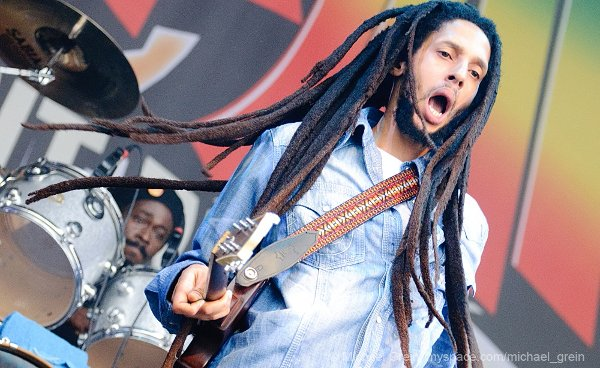 Julian Marley © Michael Grein
