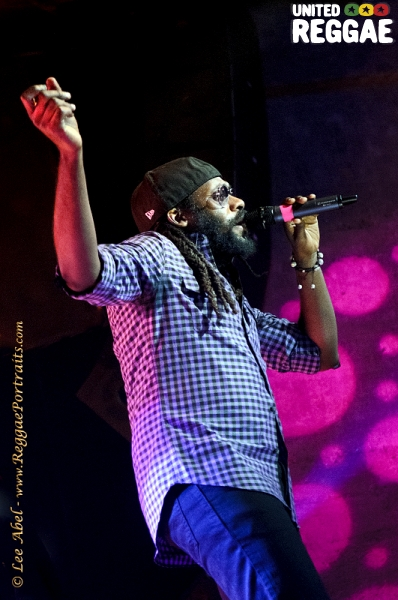 Tarrus Riley © Lee Abel