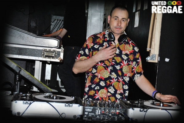 DJ Andy Smith © Phunked-up Photography