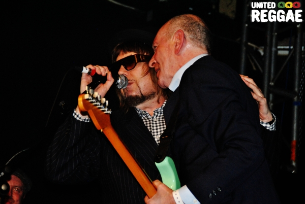 Neol Davies and Jerry Dammers © Phunked-up Photography