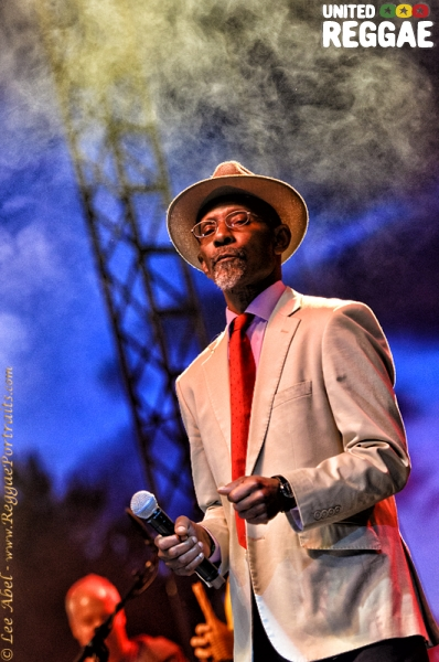 Linton Kwesi Johnson © Lee Abel