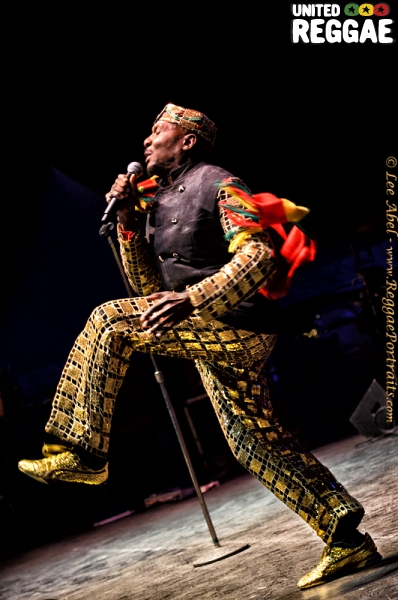 Jimmy Cliff © Lee Abel