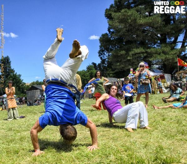 Capoeira Agua de Beber © Lee Abel