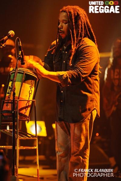 Stephen Marley © Franck Blanquin