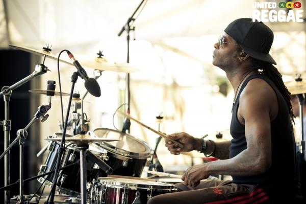 Drummer © Michael Grein