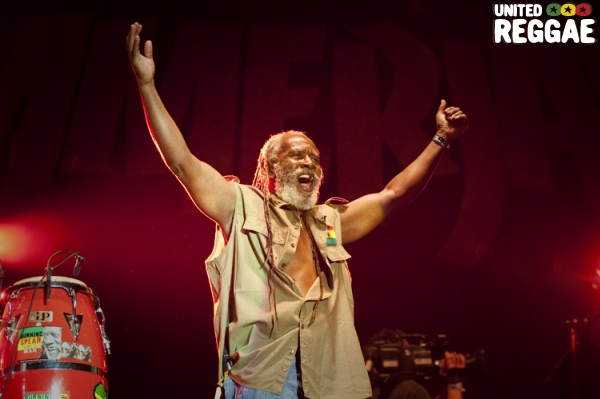 Burning Spear © Michael Grein