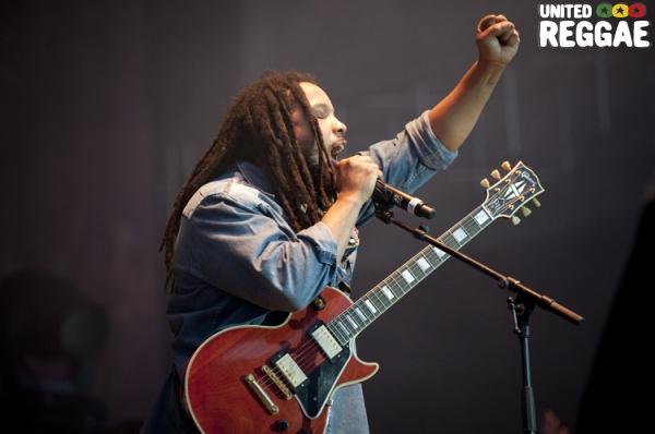 Stephen Marley © Michael Grein