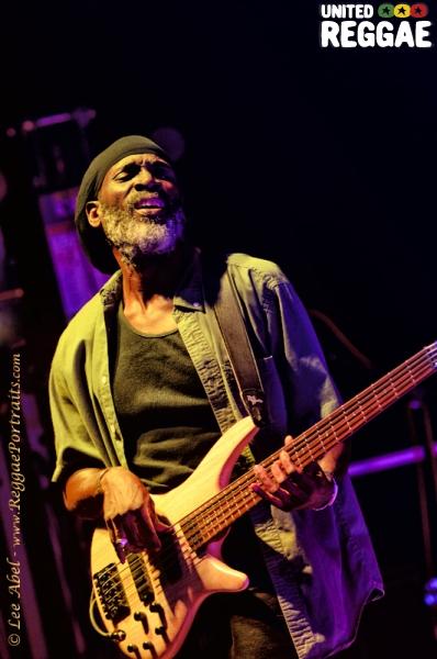 Ron Benjamin / Midnite © Lee Abel   Reggae on the River