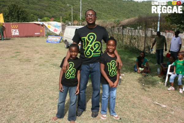 Family in Jamaican Colors © Steve James